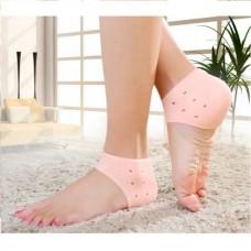 Προστατευτικό σετ σιλικόνης για σκασμένες φτέρνες heel anti- crack set