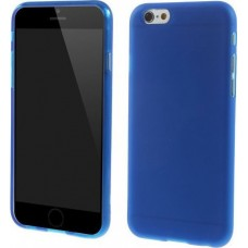 Back Cover jelly blue  iphone 6G-6S