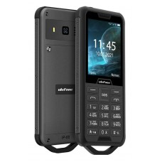 """ULEFONE κινητό τηλέφωνο Armor Mini 2, IP68, 2.4"""", Dual SIM, μαύρο"""