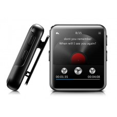 "BENJIE Mp3 Video Player BJ-A39, bluetooth, 1.8"", με ηχείο, μαύρο"