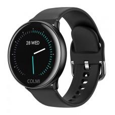 """COLMI Smartwatch Sky 2, 1.22"""" έγχρωμο, IP68, HR & Blood pressure, μαύρο"""